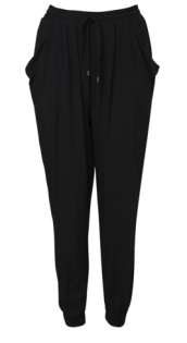 Black beach pants (Woolworths)