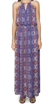 Printed maxi dress (Woolworths)