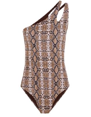 Snake print swimsuit by Melissa Odabash (Net-a-Porter)