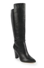 Woolworths - Black knee high boot