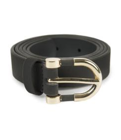 Woolworths - Black suede belt