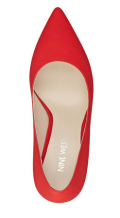 Nine West: Red shoes