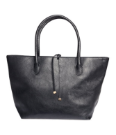 H&M: Black handbag