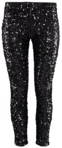 HM Sequin leggings