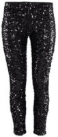 H&M: Sequined leggings