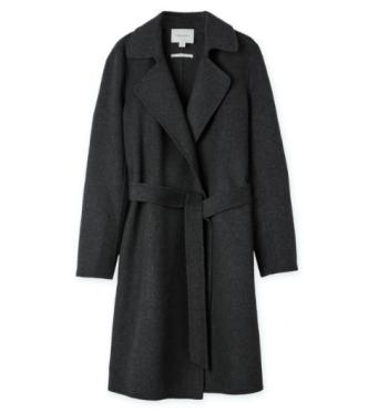 Trenery Long Double Faced Coat