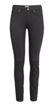 H&M - Black skinny jeans