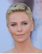 charlize-theron-very-short